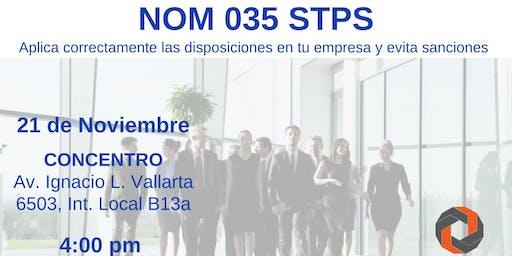 NOM 305 STPS en Guadalajara