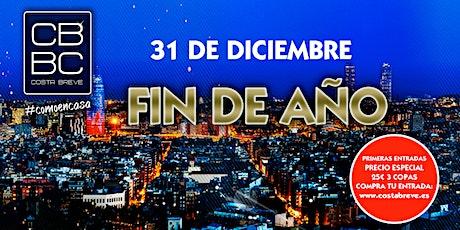 Fin de Año - 31 Diciembre (+18) entradas