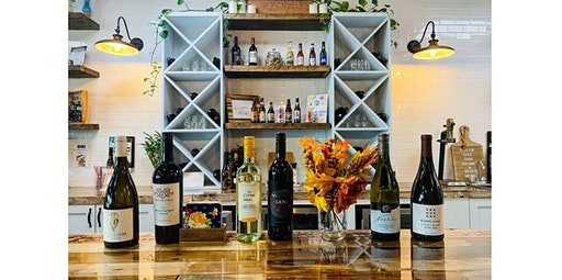 Wine Down Wednesday  (12-18-2019 starts at 10:00 AM)