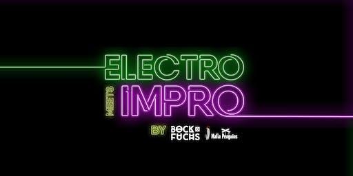 Electro meets Impro - Berlin Show