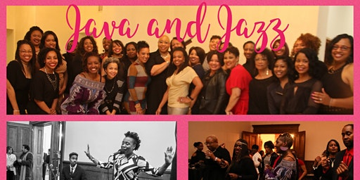 Jack & Jill of America Inc.- Java & Jazz - Beauties & Beau's Brunch Edition