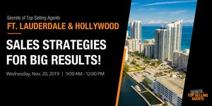 Secrets of Top Selling Agents Ft. Lauderdale &...
