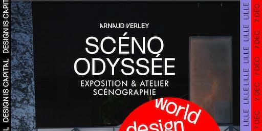 Arnaud Verley - Scéno Odyssée – Atelier scénographie