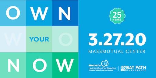 2020 Women's Leadership Conference - Sponsorship Opportunities