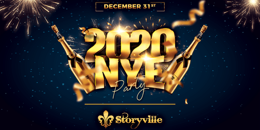 Storyville New Year's Eve