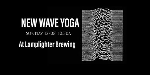 New Wave Yoga at Lamplighter Brewing