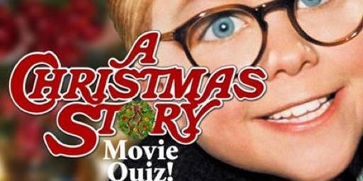 A Christmas Story Movie Trivia & Ugly Sweater Contest