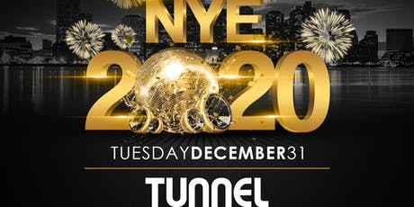 Tunnel New Year's Eve tickets