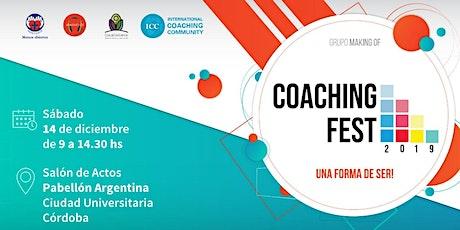 Coaching Fest entradas