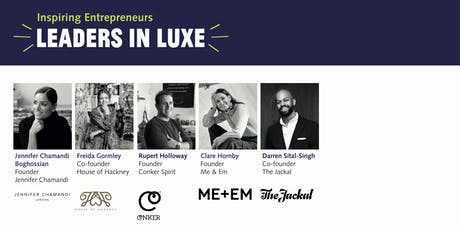 Inspiring Entrepreneurs: Leaders in Luxe - Live Screening direct from the British Library tickets
