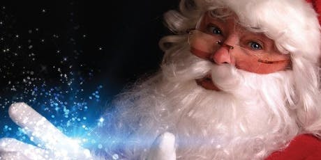 Breakfast and Carvery with Santa at Weston Lawns on Sunday 22nd December tickets