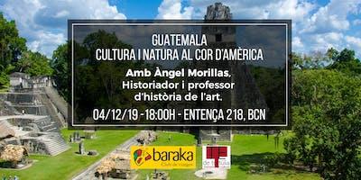 Guatemala, cultura i natura al cor d'Amèrica