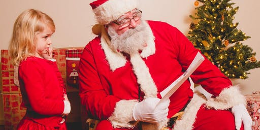 Small Business Saturday: Photos with Santa (10 am to 1pm)
