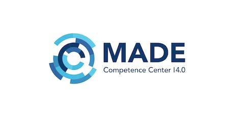 MADE Competence Center: in viaggio verso l'Innovazione 4.0 biglietti