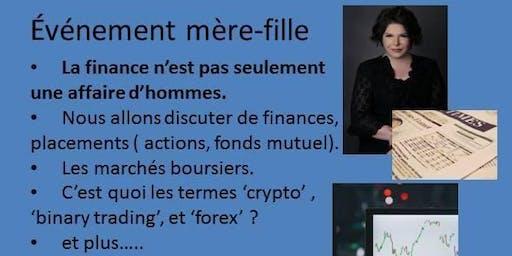 La finance n'est pas seulement une affaire d'hommes