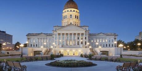 Building Trust through Civil Discourse Workshop for Kansas Legislature tickets