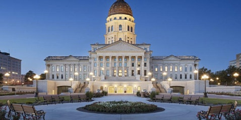 Building Trust through Civil Discourse Workshop for Kansas Legislature