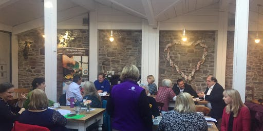 Free Business Networking 6th March 2020 Abergavenny