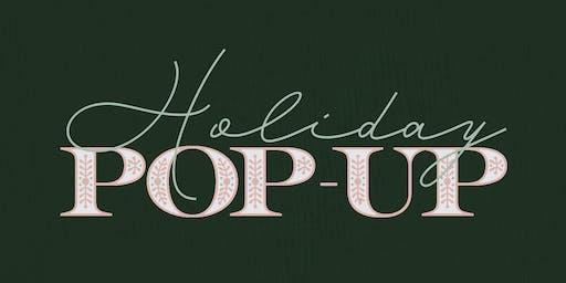 #OJHshop Holiday Pop-Up