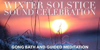 Solstice Sound Celebration, Gong Bath, and Guided Meditation @ Zen Yoga