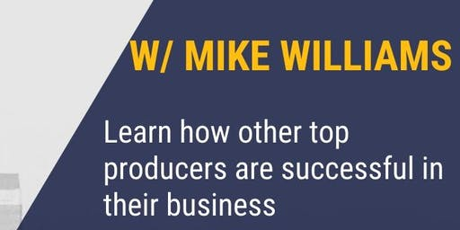 Real Estate Round Table w/ Mike Williams