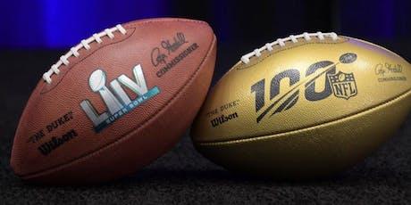Super Bowl Fiesta & Business Forum 2020 entradas