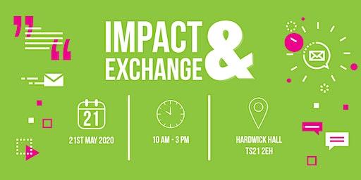Impact & Exchange Expo May 2020 - Exhibitor Application