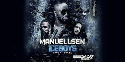 Manuellsen Ice Boys Tour 2020 - Stuttgart