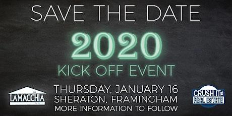 Lamacchia Realty 2020 Kickoff Event(Lamacchia Realty Company Only) tickets
