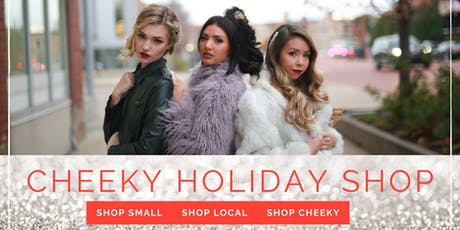 Small Business Saturday at Cheeky Strut tickets