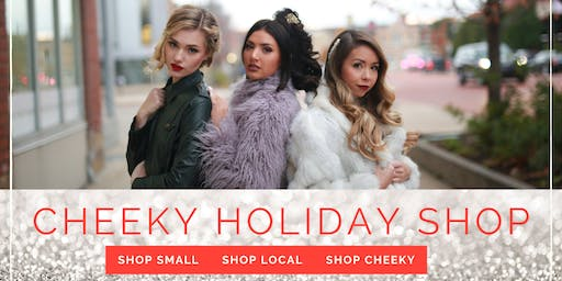 Small Business Saturday at Cheeky Strut