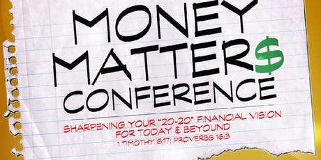 "Mt. Zion ""Money Matter$"" Conference 2020 tickets"