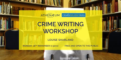 Crime Writing Workshop