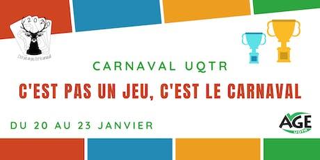 Carnaval étudiant billets