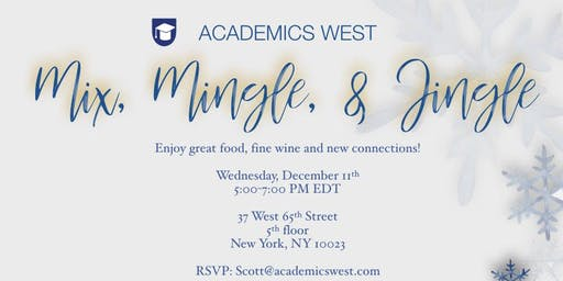 Mix, Mingle, & Jingle