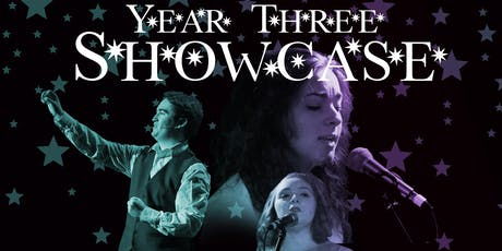 Year 3 Showcase tickets