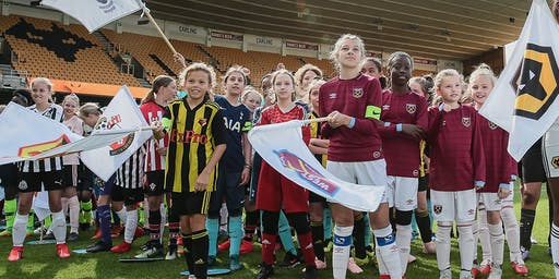 Premier League Primary Stars - U11 Girls Festival -Brentwood Leisure Centre