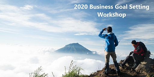 2020 Business Goal Setting Workshop