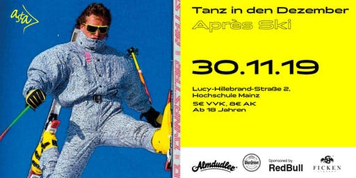 Tanz in den Dezember – unsere Après-Ski Party