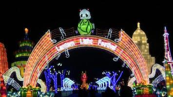 Holiday Lantern Light Festival