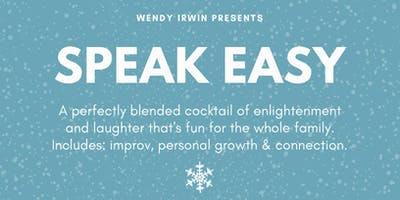 Holiday Speakeasy: Improv with a Purpose
