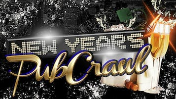 Houston New Year's Eve All-Access Pub Crawl Pass