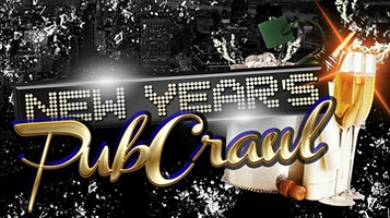 New Year's Eve All Access Bar Crawl Pass Boston