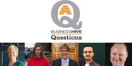 Business Hive Questions 2019 tickets