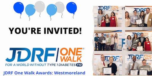 JDRF One Walk Awards Party: Westmoreland