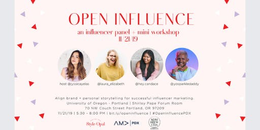 Open Influence: Successful Influencer Marketing