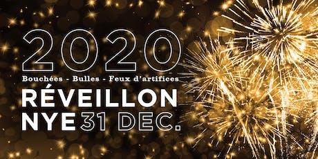 Célébration du Nouvel An // NYE 2020 billets