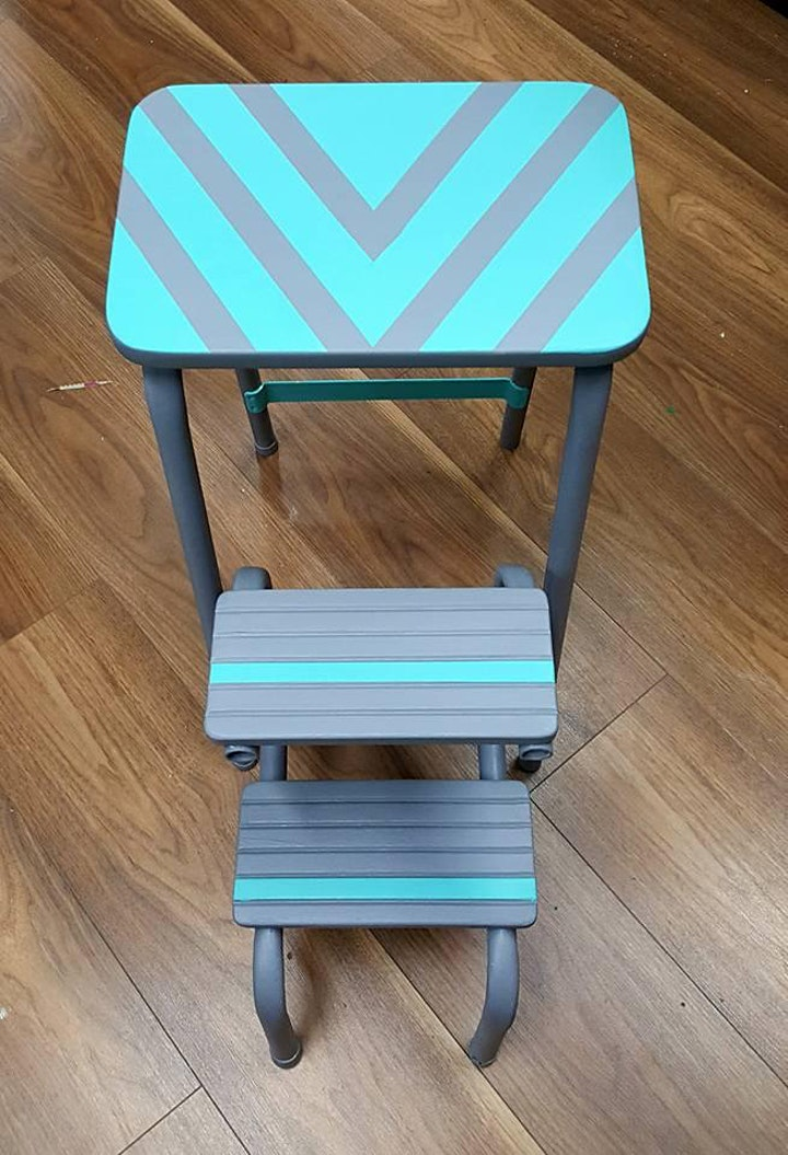 How to Upcycle - Furniture Painting and Repair image