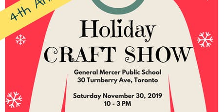 Holiday Craft Show tickets