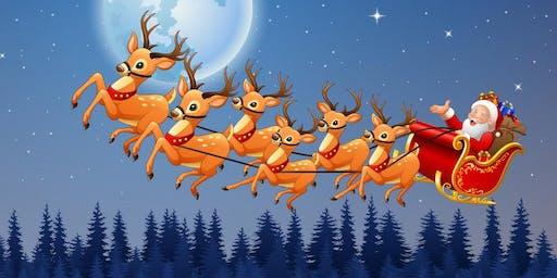 Santa requests your presence.....